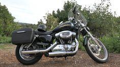 Viking Bags Customer Profile: 2006 Harley-Davidson Sportster 1200 Custom