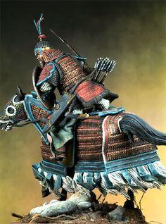 Timur's Cataphract Cavalry
