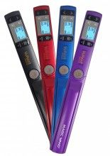VuPoint portable scanner.  On my Christmas wish list!
