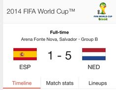 What a GAME!!!!!!!!!!!!!!!!!  Spain vs Nederlands.   Awesome!!!!  Go Dutch!!
