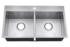 30 Inch Drop In Stainless Steel Kitchen Sink. Exclusive Heritage 33 X 22 Single Bowl Stainless Steel . Home and furniture ideas is here