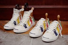 Hudson's Bay x Converse Fall 2013 Sneaker Collection • Highsnobiety