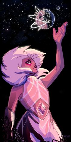 Pink Diamond,SU Персонажи,Steven universe,фэндомы,SU art