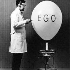 """""""Time to let go of your #ego before it explodes"""""""