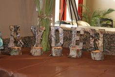 Camouflage name for deer hunting party