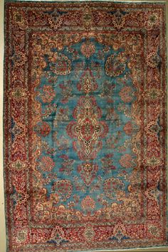 Persian rug for my wall...if only they didn't cost thousands of dollars....