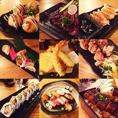Hello Everyone!Good place to have a dinner!#sydneyfoodblogger #sydneyfood #sydneyfoodie #dinner#mascot#Japanese#sushi#teriyaki#eeldon#tempura#dumplings#friedchicken#nigiri#sushiroll#takoyaki