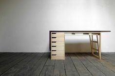 Desk by Asher Israelow