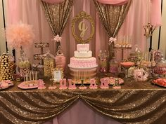Selecting Practical Programs In Cheap Quinceanera Party Decorations - Great Party Sweet 16 Party Decorations, Quince Decorations, Quinceanera Decorations, Quinceanera Party, Birthday Party Decorations, Baby Shower Decorations, Gold Birthday Party, Gold Party, Rose Gold Decor