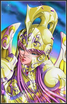 Athena. Saori Kido. Armadura Divina 8.