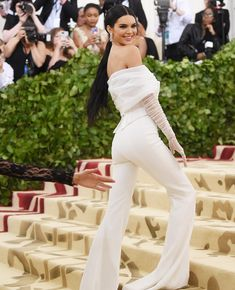 Kendall Jenner in MET Gala 2018