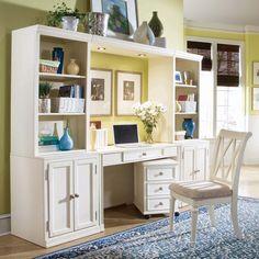 American Drew Camden Light Home Office Set