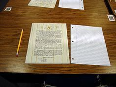 First week of school ideas (for older grades) -- great teaching blog to follow as well