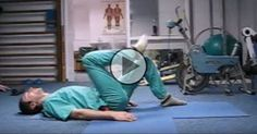 Urazy kręgosłupa są poważne, a ćwiczenia wzmacniające bardzo istotne. W...