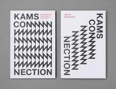 leaflet for KAMS(Korea Arts Management Service) - studio fnt