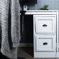 Transform Your Old File Cabinet