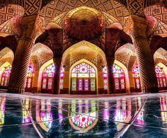 Amazing architecture of Iran - Mohammad Reza Domri Ganji