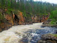 Kiutaköngäs, Kuusamo, Finland. Summer 2012 Finland Culture, Norway, Sweden, Travelling, Road Trip, Future, Natural, Places, Water