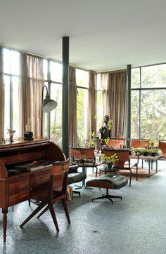 Lina Bo Bardi casa de vidro