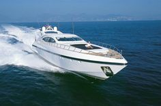 Overmarine Mangusta 108 now available in our rental offer