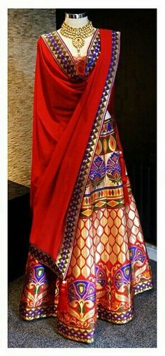 ~ Living a Beautiful Life ~ Lavanya London Lehenga Indian Bridal Fashion, Indian Bridal Wear, Indian Look, Indian Ethnic Wear, Indian Suits, Indian Attire, Ethnic Fashion, Asian Fashion, Gq Fashion