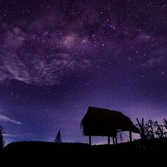 umarrosyadi:  Enjoy the Night #nature #night #stars #milkyway #fotografiaunited #scenery #landscape #photography #Nikon #magetan #eastjava #indonesia