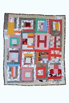 The Art Center » The Quilts of Gee's Bend