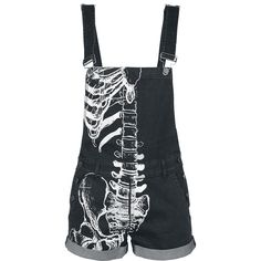 Wishbone Overall - Mono por Iron Fist