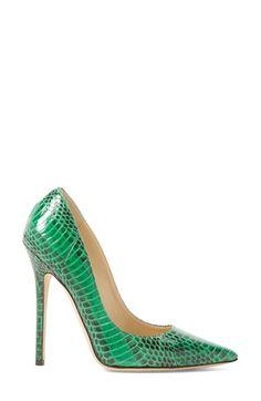 81a3a07757a {Jimmy Choo 'Anouk' Genuine Snakeskin Pump} Jimmy Choo Shoes, Women's Pumps