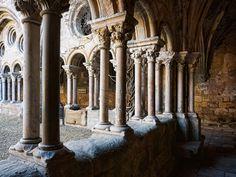 Abbaye de Fontfroide (Aude)