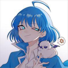 Anime Demon, Manga Anime, Anime Art, Anime Drawings Sketches, Cute Drawings, Cute Anime Boy, Anime Guys, Bleach Anime, Cute Friends