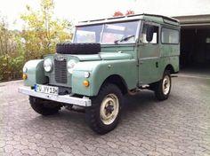 // Land Rover Serie I