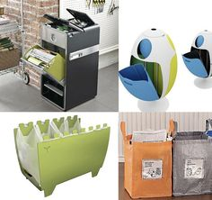 10 Recycling Bins: Good But Not Great