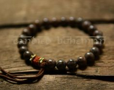 PRIERIE RIDER Mens Leather Bracelet Leather от CandiedBohemian
