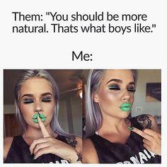 makeup, beauty, health, memes, beauty memes,