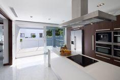 menuiseries aluminium kawneer villa carlos portugal fen tres et baies vitr es pinterest. Black Bedroom Furniture Sets. Home Design Ideas