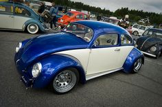 Polish VW Beetle