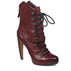Sam Edelman Lace Up Platform Booties - Knox ($225) ❤ liked on Polyvore featuring shoes, boots, ankle booties, heels, ankle boots, booties, lace up platform bootie, heeled booties, lace-up bootie and lace up high heel booties