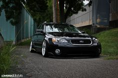 widebody subaru legacy