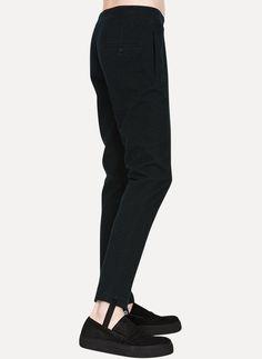 Ann Demeulemeester Trousers SHEFFIELD https://cruvoir.com/ann-demeulemeester/7571-trousers-sheffield