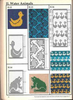 knitting patterns scarf bulky yarn knitting patterns james brett knitting pattern for easter bunny Tapestry Crochet Patterns, Fair Isle Knitting Patterns, Knitting Machine Patterns, Knitting Charts, Knitting Stitches, Knitting Designs, Knitting Yarn, Baby Knitting, Knit Patterns