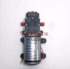 T Ha Dc 24v 100w Self Priming Booster Diaphragm Water Pump Backflow Control 300l H For Car Washing Car Wash Water Pumps Washing