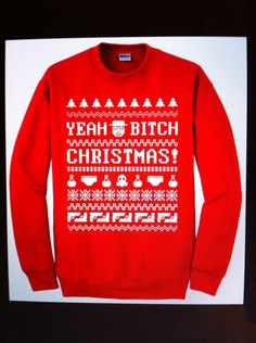 Sons of anarchy parody ugly Christmas sweater available at ...