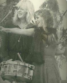 Vintage Stevie Nicks & Christine Mcvie
