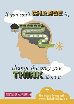 Change the way we think