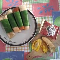 Resep Serabi Solo Teflon Ala2 Notosuman Oleh Nia Jeffri Resep Resep Makanan Resep Makanan