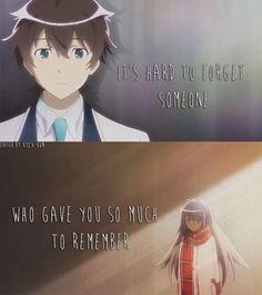 Plastic Memories || Tsukasa and Isla || OH GOD MY HEART