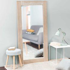 Specchio effetto biaccato Natura 160x80