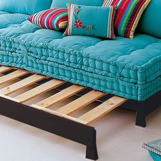 Moroccan sofa bed