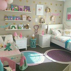 Habitación de niñas